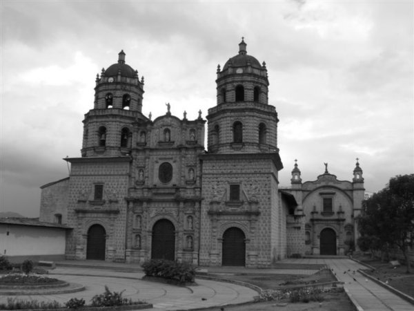 Cajamarca the Death of a Continent