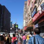 Travel to New York Chinatown!