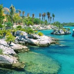Beautiful Place of Riviera Maya, Mexico