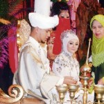 Mawi and Ekin Arabian Nights Wedding at the Palace of the Golden Horses