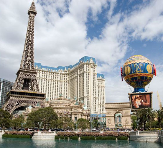 Is there a casino in paris france