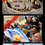 Anti-Israel Help-Gaza Pictures from Around the Globe