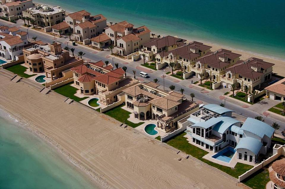 Palm Tree Island Dubai House Prices