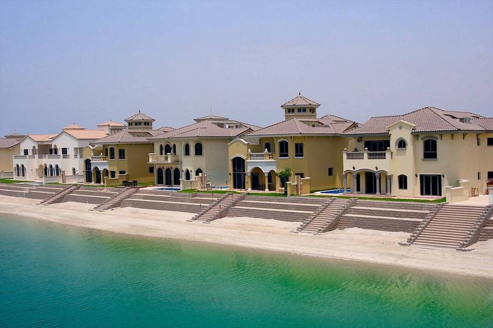 Magnificent beach houses in dubai photos akademi Beautiful houses in dubai pictures
