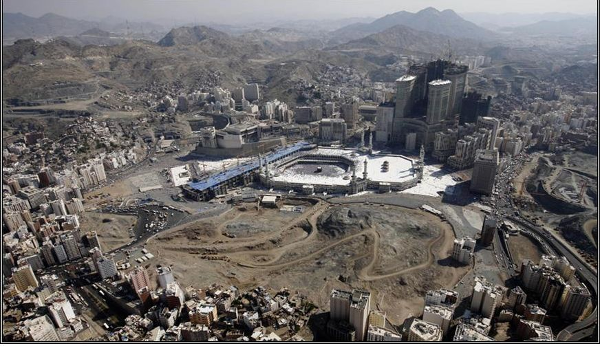 latest-makkah-view
