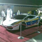 Doha New Traffic Lamborghini Gallardo Patrol Car
