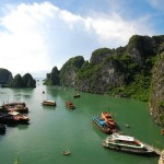 Halong Bay the Descending Dragon Bay Magnificent Photos