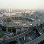 WTF? Nanpu Bridge Interchange in Shanghai China