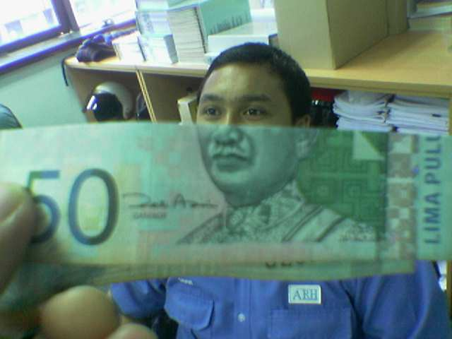 Funny Money Face 10