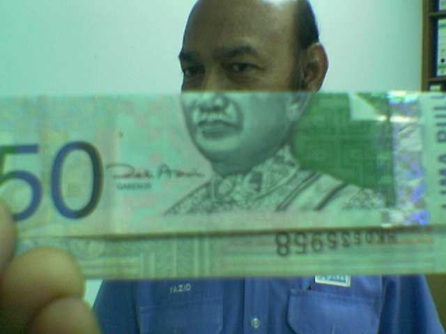 Funny Money Face 3