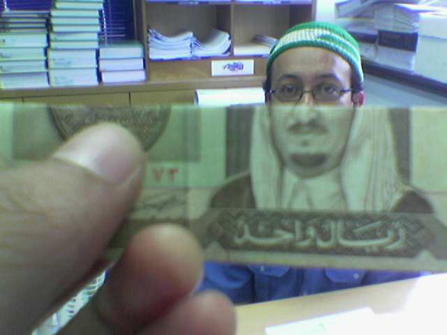 Funny Money Face 9