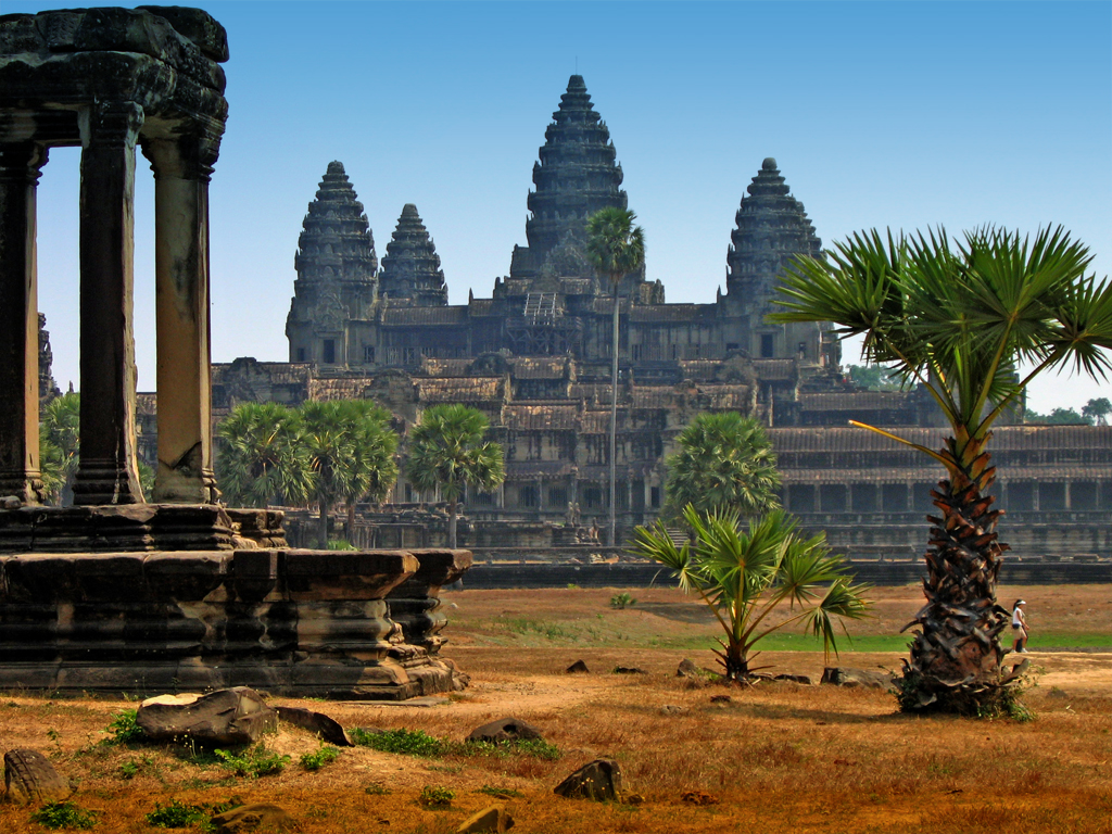 cambodia visit Cambodia is a small country with a big history now a modest player on the world stage, this was once the seat of one of asia's most magnificent early.