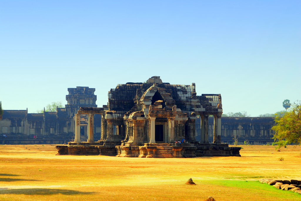 Angkor Middle