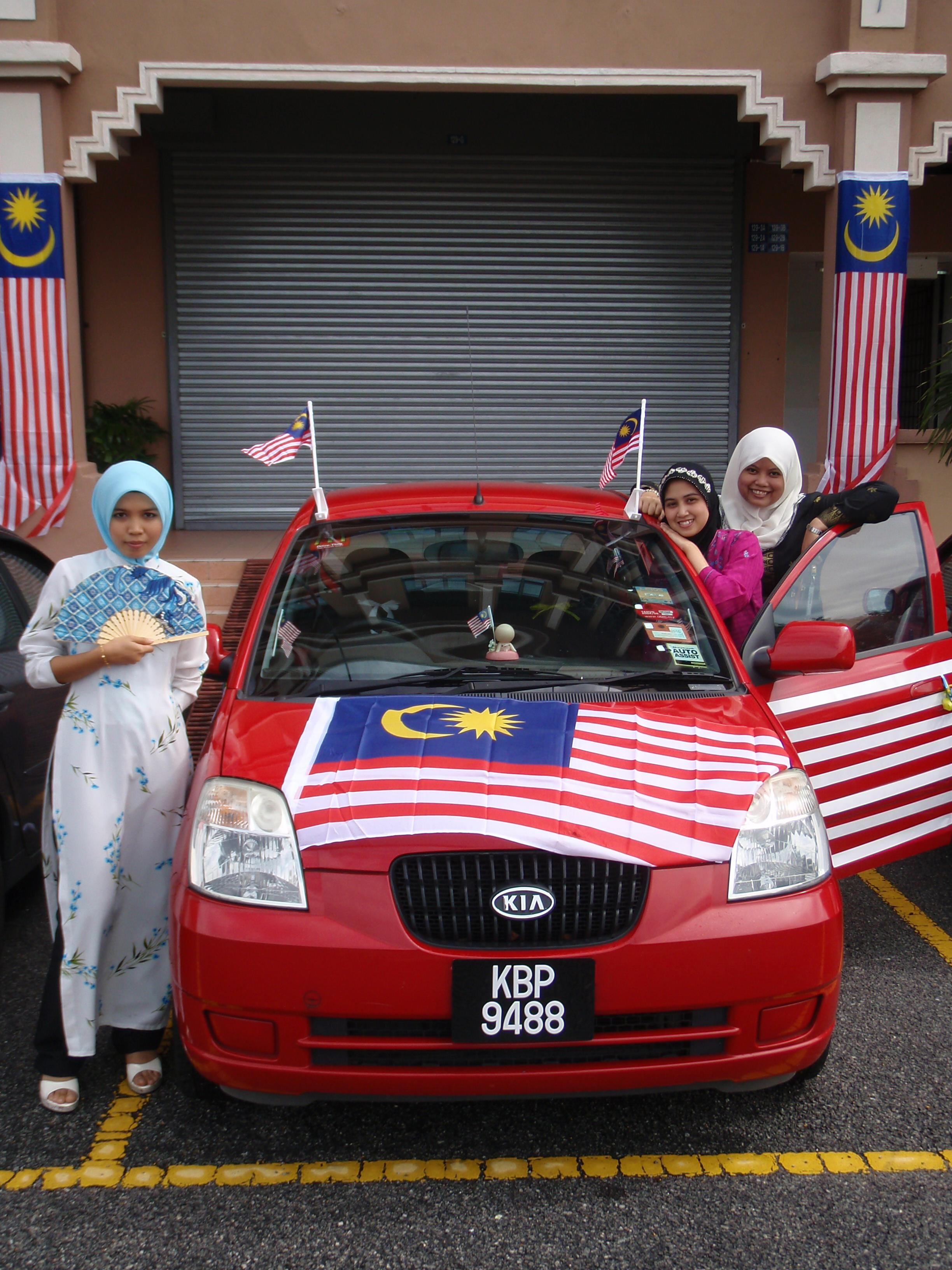 Spirit of Truly Malaysian