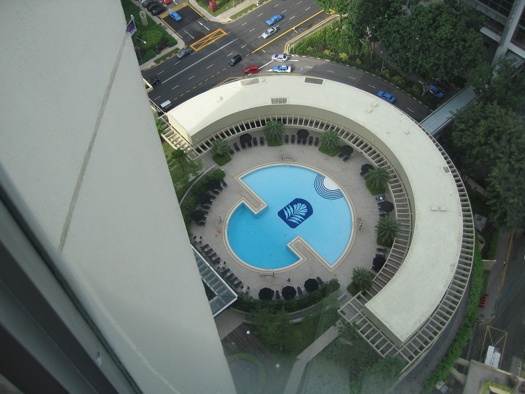 Pan Pacific Swimming Pool