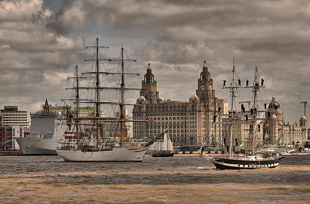 Tall Ship Liverpool