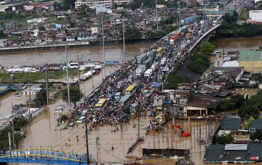 Disaster of 2009 – Great Flood of Philippines