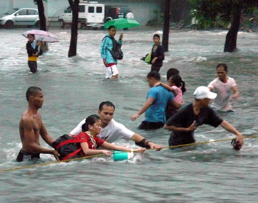 2009 Asia Disaster