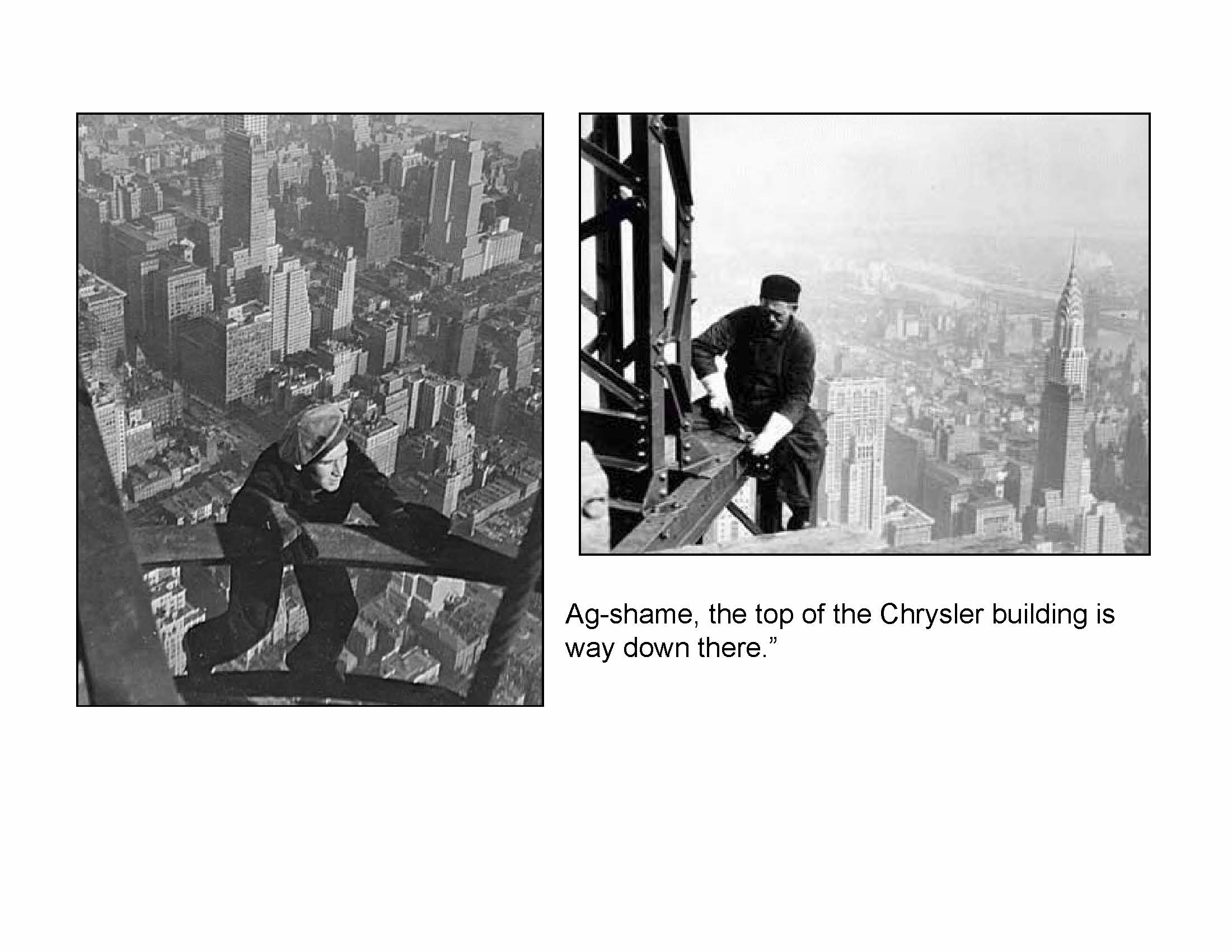 The Make of Empire State Building