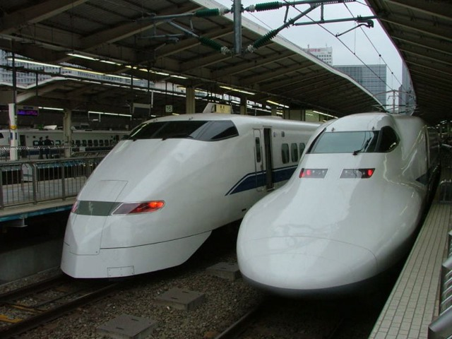 The Best train