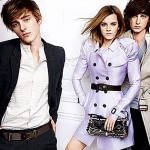 Photoshopped Emma Watson's Ads Photos