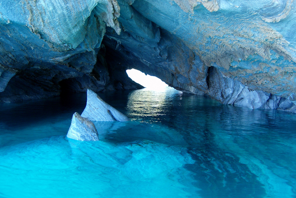 The marble caves of puerto rio tranquilo holiday 4 u for Marmoles en chile