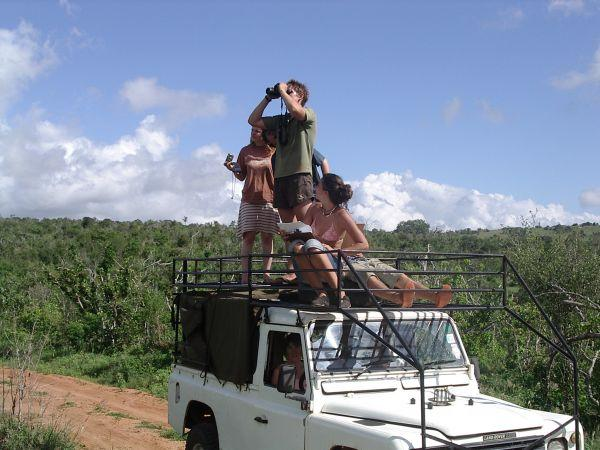 Taking Gap Year Travel in Africa