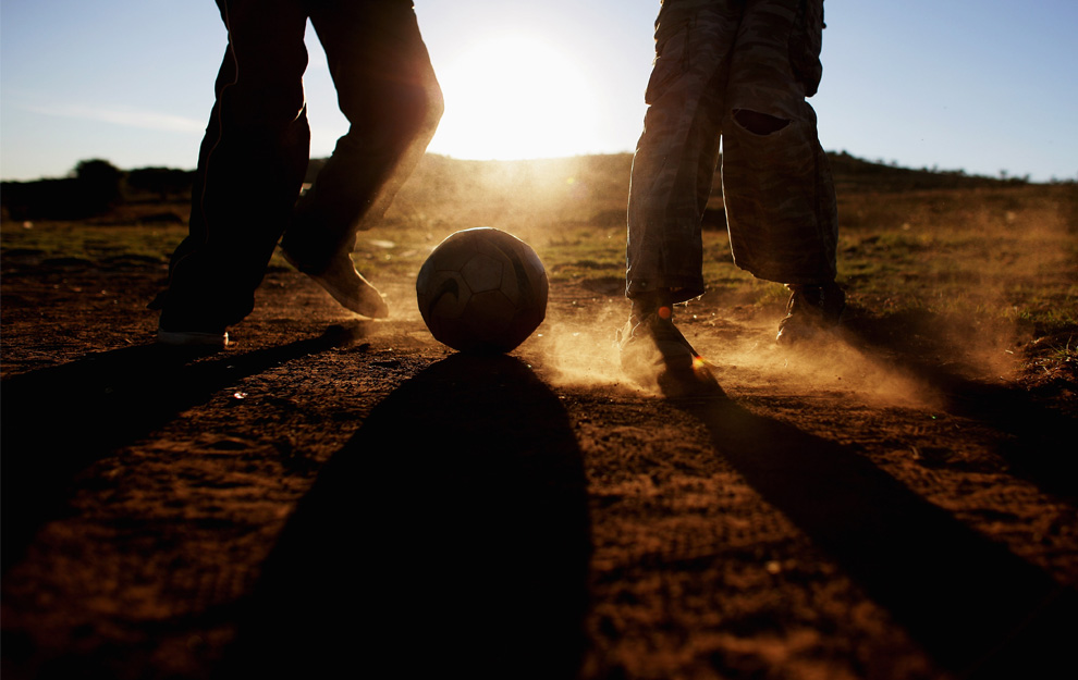 Soccer in South Africa