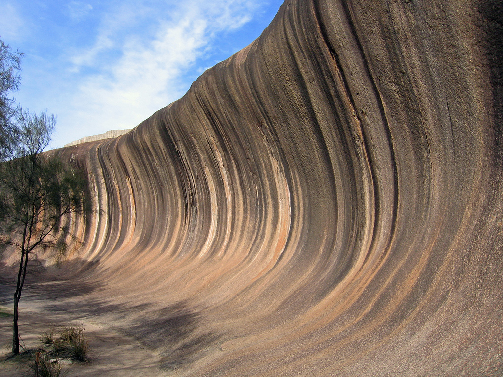 Wave Rock Hyden