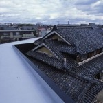 Hankai House – Ancient Japanese House Inside a Modern Home
