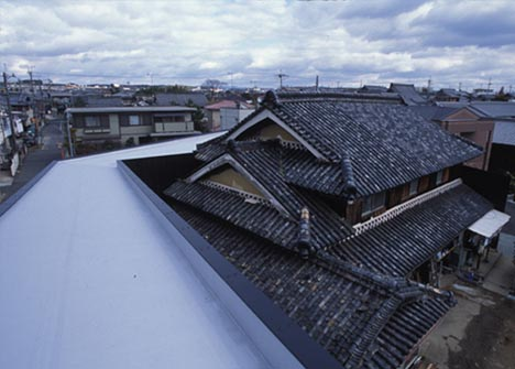 Hankai House – Ancient Japanese House Inside a Modern Home | Akademi