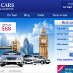 Booking Car Hire for London Airport Transfer