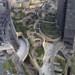 Amazing Eco-Design of Namba Park in Osaka
