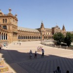 Exploring Jewels of Seville in Spain