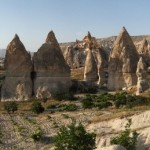 Nevşehir, Göreme National Park and the Rock Sites of Cappadocia