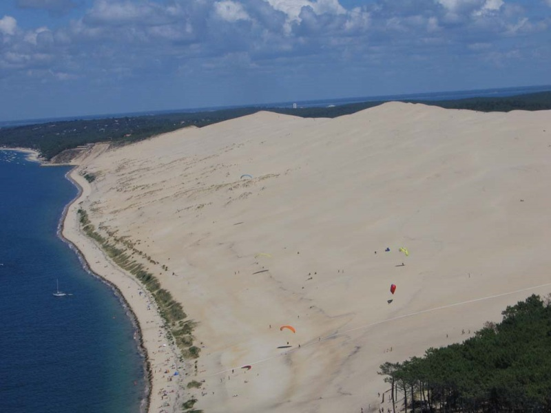 the great dune of pyla the highest sand dune in europe akademi fantasia travel. Black Bedroom Furniture Sets. Home Design Ideas