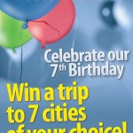 Win a Trip to Any 7 Cities with HostelBookers