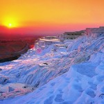 Turkey: Pamukkale, One of the World's Most Unique Touristic Destinations