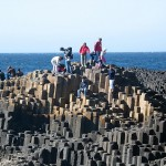 The Giant's Causeway, Homeland of Amazing Hexagonal Rock Columns