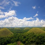 Chocolate Hills, Beautiful Fairy-Tale-Like Formation of Hills in Philippines