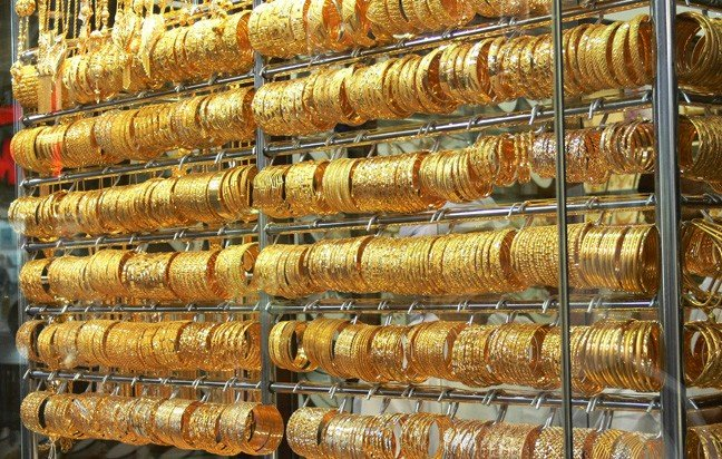 Dubai Gold Souk The World s st Gold Market Akademi