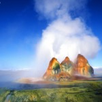 Fly Geyser, Amazing And Yet Undiscovered Natural Phenomena in Nevada
