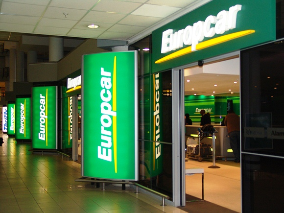 Europcar European Car Rental Europcar Oneway Car Rentals Across