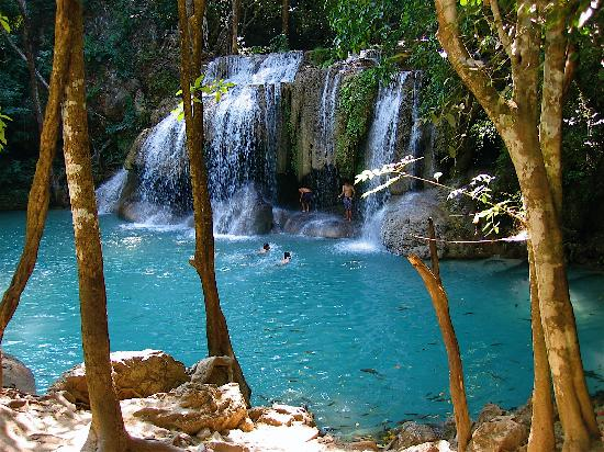 The Most Interesting Places On Earth: Erawan National Park