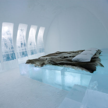Top 5 Most Fantasy Ice Hotel In World