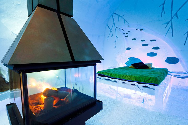 Top 5 most fantasy ice hotel in world akademi fantasia for Top unique hotels