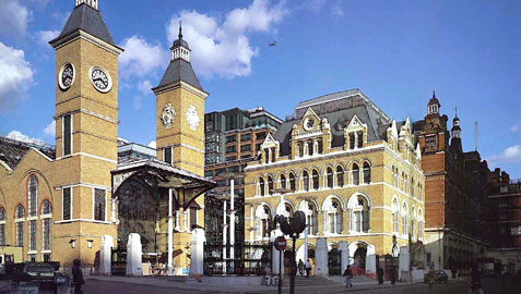 Book a Hotel Near Liverpool St Station