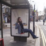 Unusual Bus Stop