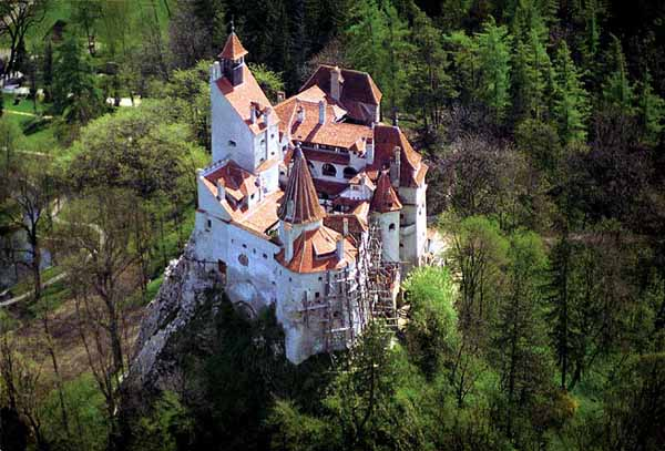 Top 5 Creepiest Castle in the World