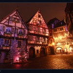 Colmar - Beautiful Town in France